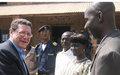 La MONUC réhabilite deux édifices prioritaires à Dungu