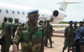 Equateur: Le Commandant de la Force de la MONUC se rend à Mbandaka