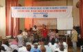 Sud Kivu: Campagne de lutte contre la stigmatisation des victimes de violences sexuelles