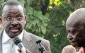 Kinshasa: Inauguration of a QIPs in Lemba Commune