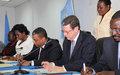 La RDC s'engage à mettre en œuvre la résolution 1325 du Conseil de sécurité