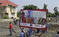 Installation de 22 panneaux d'information sur le VIH/sida dans la Province du Nord-Kivu