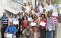 La MONUC renforce les capacités de son personnel pour la protection des civils