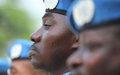 Célébration de la Journée internationale des Casques bleus en RDC
