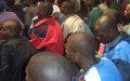 Le Gouvernement rwandais demande aux parents d'empêcher leurs enfants de participer aux conflits