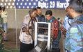 Ituri: La MONUC assiste les orphelins du complexe scolaire Baraka
