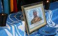 La MONUC honore la mémoire du casque bleu ghanéen tué à Mbandaka