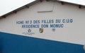 Equateur: Le dortoir des filles de l'Université de Gbadolite réhabilité par la MONUC