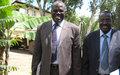 Fidèle Sarassoro plaide pour la fin des crises  humanitaires dans l'Est de la RDC