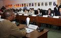 Le Conseil de sécurité échange des idées sur l'avenir de la MONUC