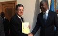 Après le tremblement de terre à Haïti La RDC pose un geste de solidarité envers le peuple haïtien