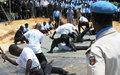 Coopération entre la RDC, les bailleurs de fonds et la MONUC : La police MONUC forme la PNC