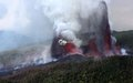 Nord-Kivu: Eruption Nyamulagira